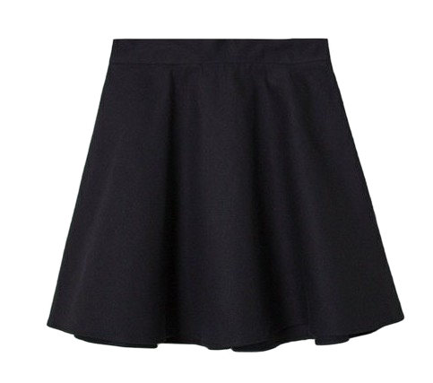 [Planning Specials] Lily Cotton A line flared mini skirt
