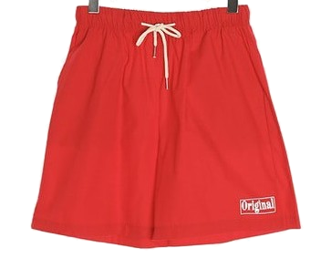 Original set-up short pants