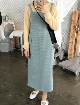 Check apron overall ops_K (size : free)