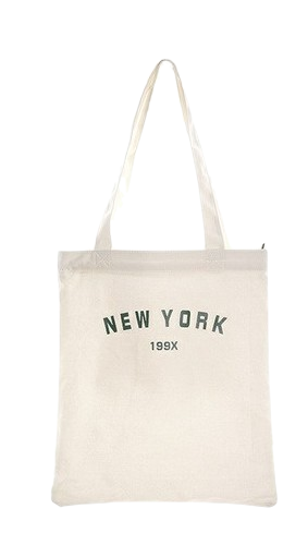 New York Set Eco Bag