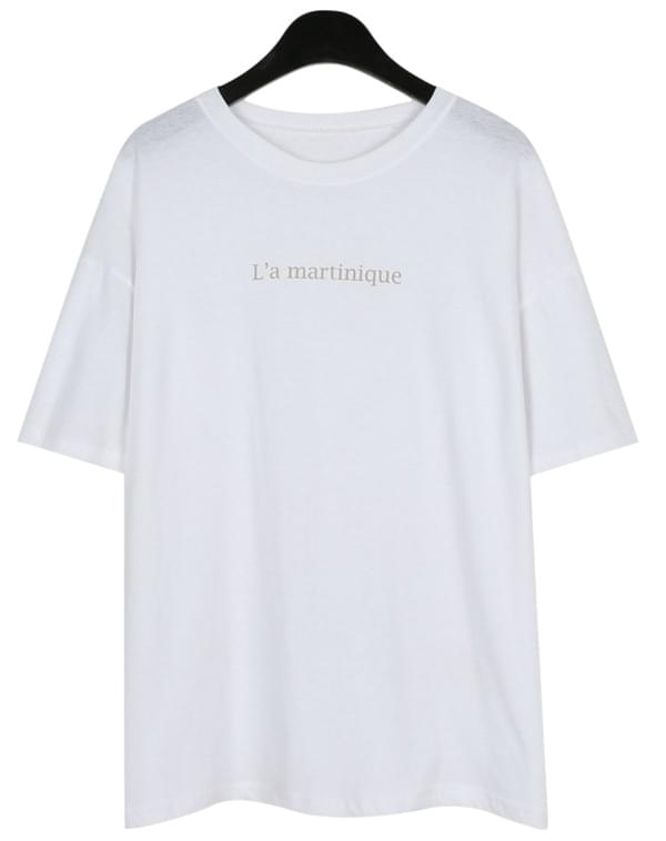 Martinique half tee