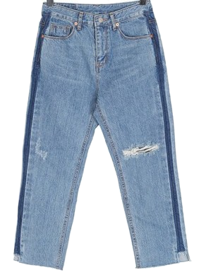 삥 Point denim P
