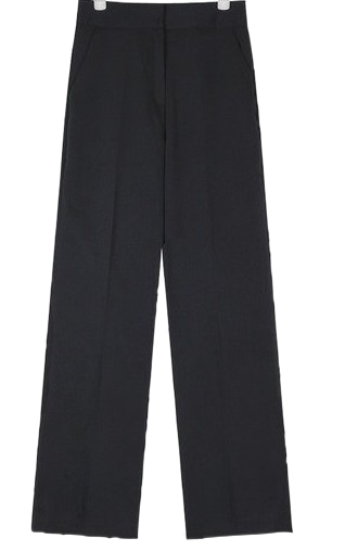 mos long basic slacks (s, m, l)