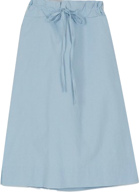 wide string skirt (3colors)