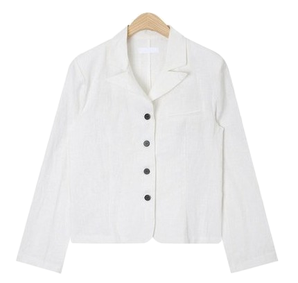 tale wear linen jacket