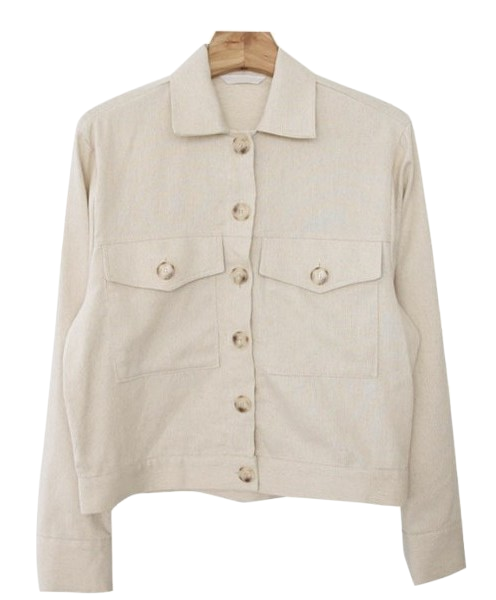 Whipping-linen jacket
