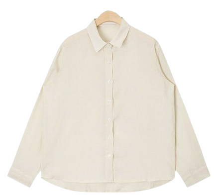 ramie touch shirts