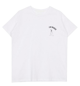 Pauser tee (3color)