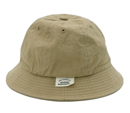Out label bucket hat