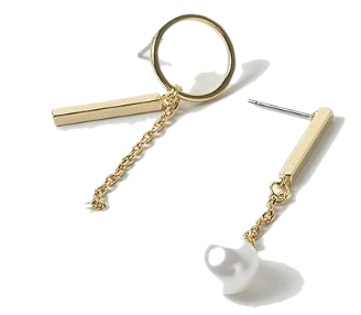 Sweeney Balance Drop Earrings