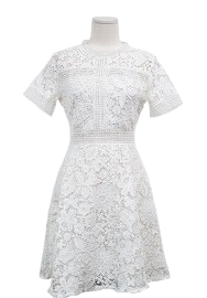 Mel-lace dress