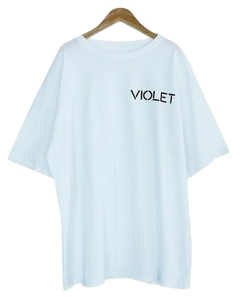 Violet box short sleeve polo shirt - 2color