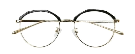 Ent 2 type glasses
