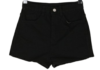Ebony Short Cotton P