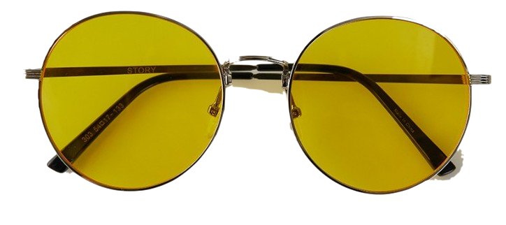 simple color tint sunglass