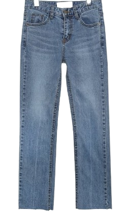 REFREE WASHING DENIM PANTS