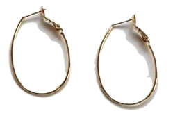 Medium one touch earring