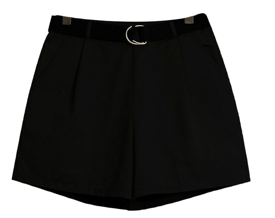 Ritan Belt Set Shorts