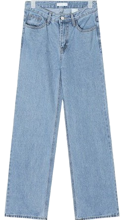 supple washing denim pants (s, m, l)
