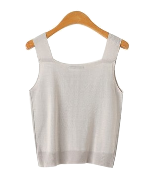 Roy Bell Square Sleeveless