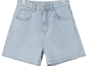 SHALOM denim half pants (s, m, l)