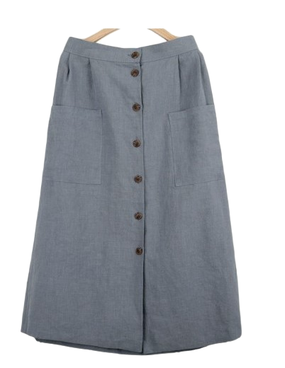 Pit pretty :) Button skirt