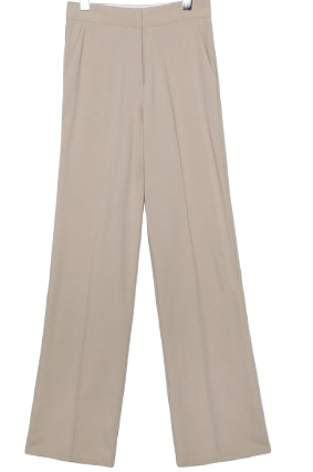 BASIC THIN STRAIGHT SLACKS