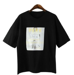 Charlie Retro T-shirt