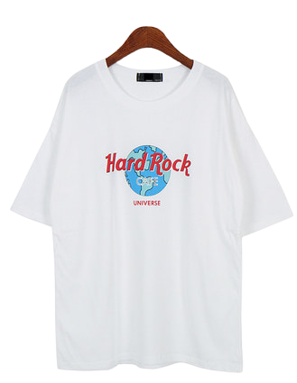 Hard Rock Short Sleeves-t