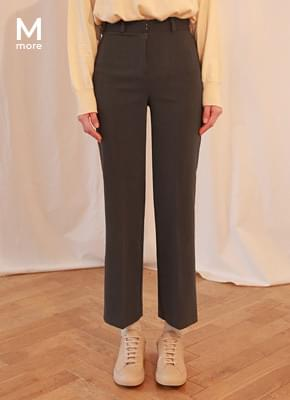 Slim Boots Cut Span Slacks