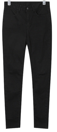 summer skinny pants (s, m, l)