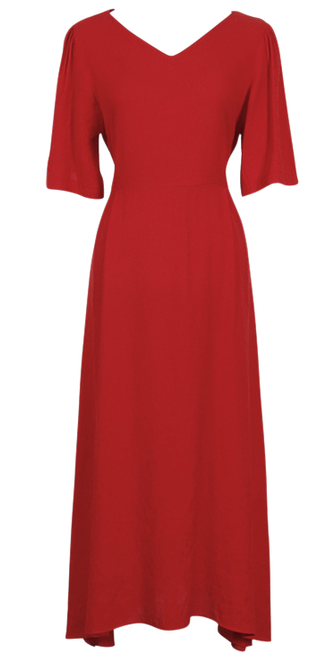 Non Juicing Flare Long Dress (3color)