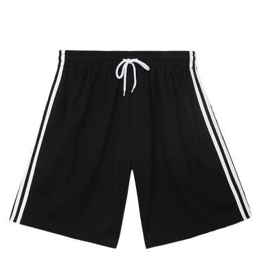 SALE piping string half pants - UNISEX