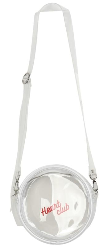 Heart PVC Mini Bag