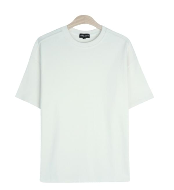 O Buffett plain short sleeve tee