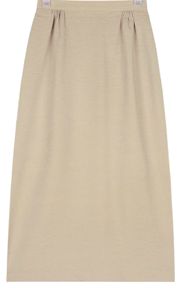 alo chic long skirt
