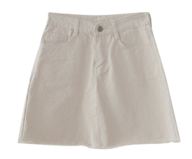 Daily Cotton Skirt