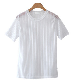 Valley knit short sleeve