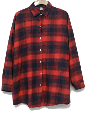 Cookie Check Shirt