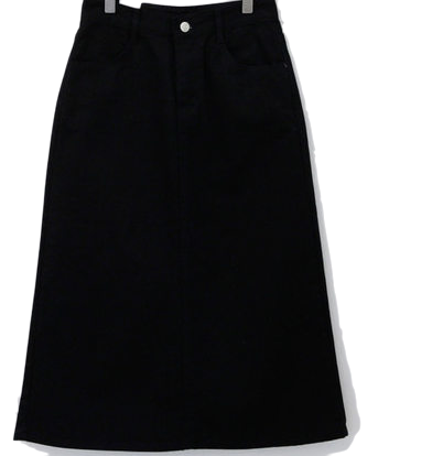 Cotton Days Midi Skirt