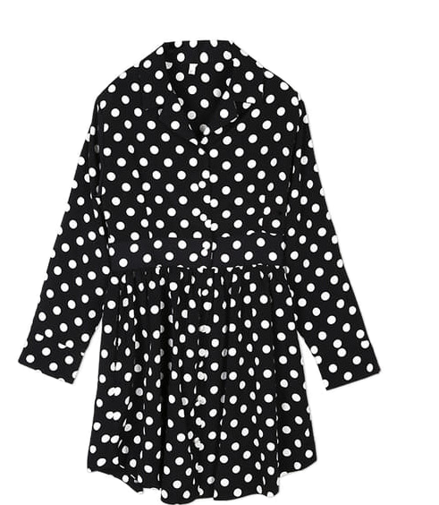 SALE pearl button dot ops