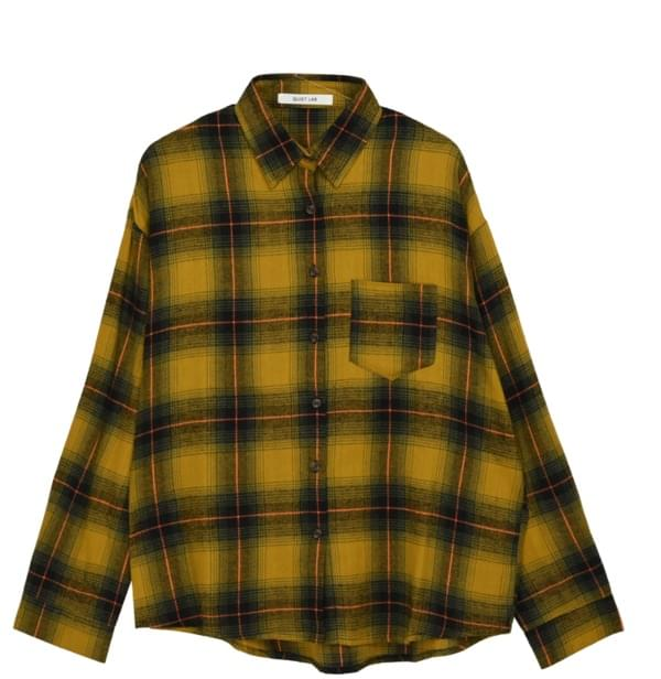 Hertz check shirt