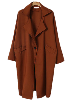 Zai Long Trench Coat