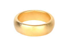round simple ring (2 type)