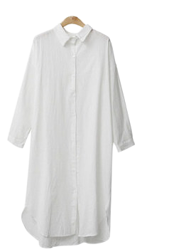 Mood Shirt Dress