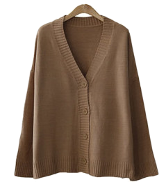 Daily Boxy Cardigan