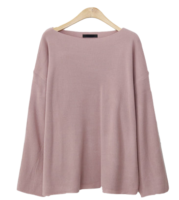 Marie sleeve top knit