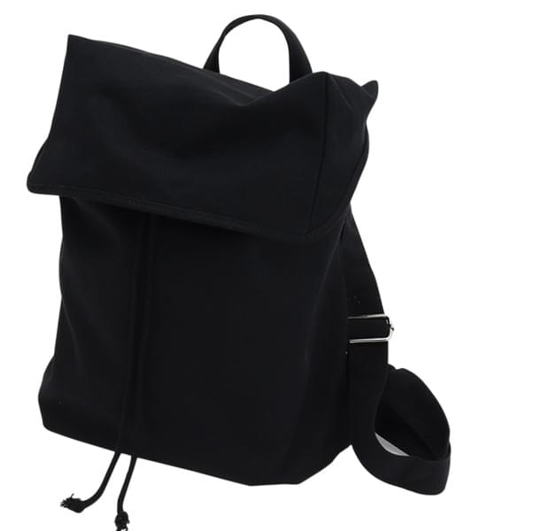 In the cotton backpack_S (size : one)
