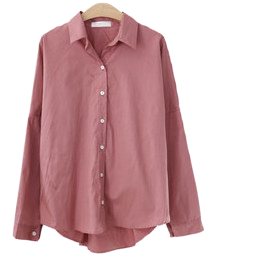 Twill color stingray shirt