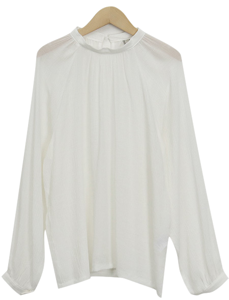 Made_top-142_wrinkle avant blouse_K (size : free)